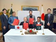 President of Pakistan Olympic Association Calls on Ambassador of  ..