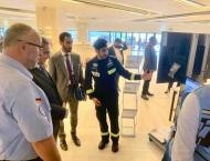 UAE Urban Search and Rescue Team takes part in INSARAG exhibition