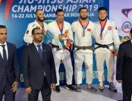 UAE Falcons top men's medals table at Jiu-Jitsu Asian Champions ..