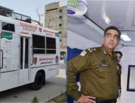 Police Mobile Khidmat Service starts functioning