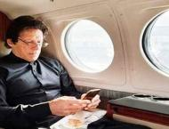 Prime Minister Imran Khan departs for three-day official visit to ..