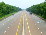 96 per cent work of Sukkur-Multan Motorway completed so far
