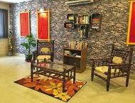 Tourism Dept takes over possession of cafe 'Khana Badosh'