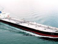 First vessel carrying crude oil under SFD berths at Karachi Port ..