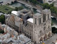 Notre Dame Construction Site Closed Over Lead Contamination