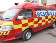 Rescue-1122 provides services to 797 road accident victims