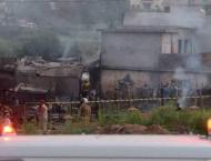 Officer martyred in Rawalpindi plane crash makes family proud