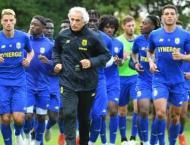 Nantes coach Halilhodzic quits club after one season