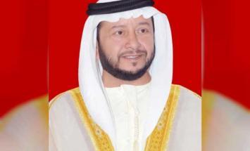 سلطان بن زايد يهنئ سلطان عمان بيوم النهضة