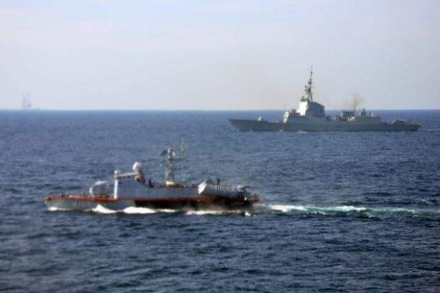 Russian Navy Monitoring NATOs Sea Breeze-2019 Naval Drills - Defense