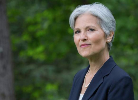 Green Party's Stein Calls for 'Ranked Choice Voting' Election Reform to End Spoiler Panic