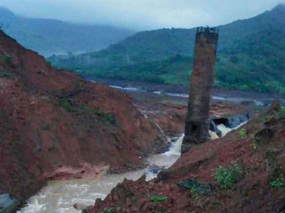 Indian Water Conservation Minister Blames Deadly Dam Break