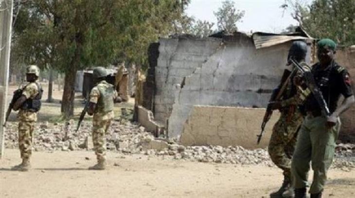 Image result for Gunmen kill six villagers in Nigeria's north - police