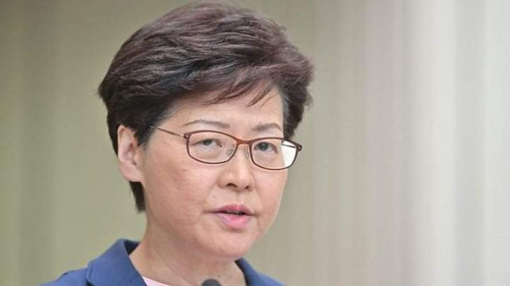 Hong Kong extradition bill 'is dead' says Carrie Lam