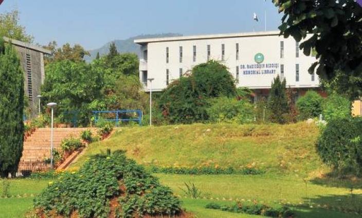 Quaid-i-Azam University(QAU)