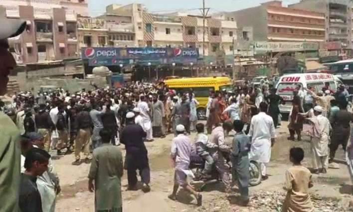 Strangulated Body Of A Lady Found In Karachi - UrduPoint