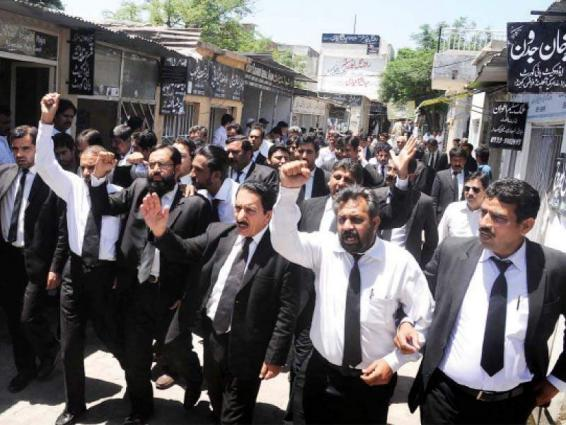 Pakistan Bar Council gives call for country wide strike on July 13