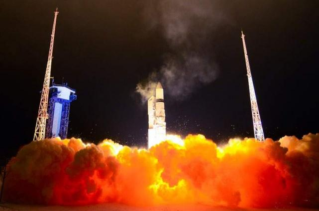 Russia Launches 4 Military Satellites From Plesetsk Cosmodrome