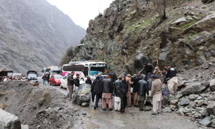 Six killed after landslide hit house in Kalam valley