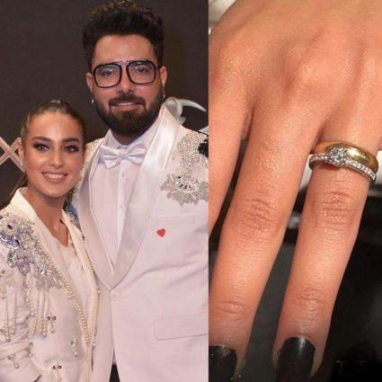 Iqra Aziz shares her bliss after engagement