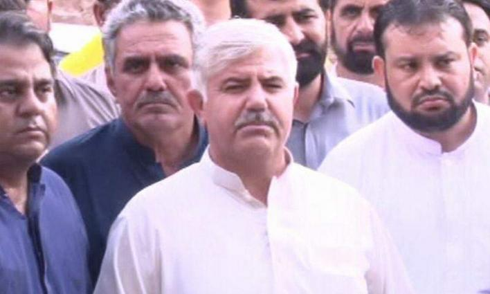 Chief Minister Khyber Pakhtunkhwa, Mehmud Khan grieves over loss of lives in train accident, land sliding
