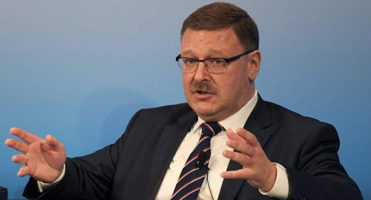 Russian, Georgian Lawmakers to Discuss Interparliamentary Ties in Moscow July 15 -Kosachev