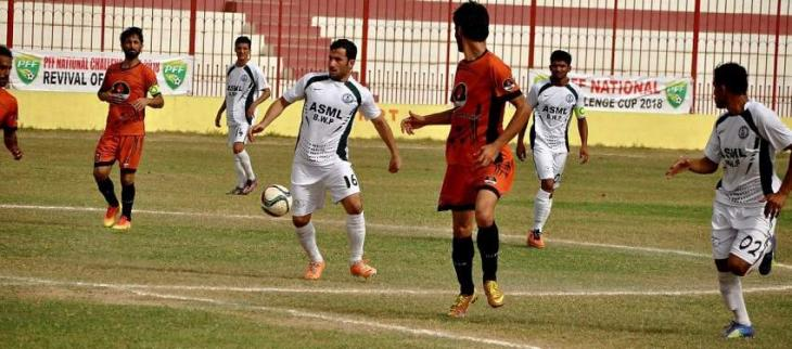 PFF National Challenge football cup from July 19