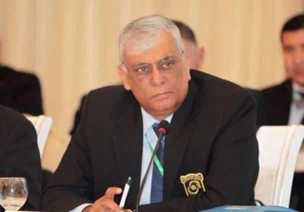 POA condoles the death of former DG,PSB Brig Hameedi