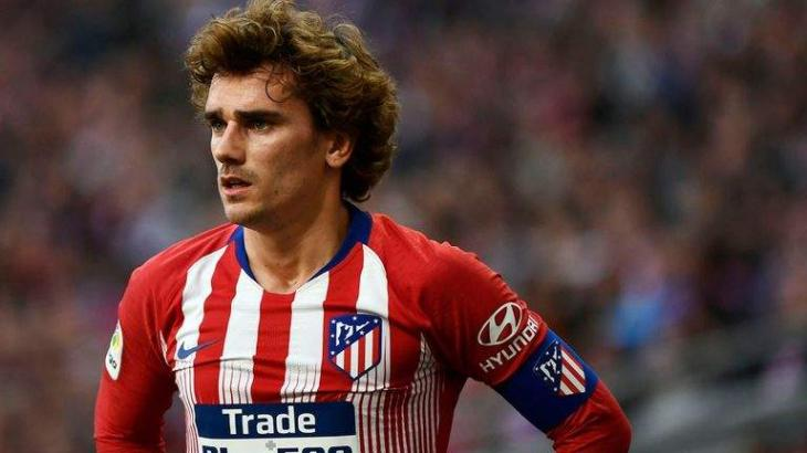 Atletico Madrid say 120 mln euros for Griezmann 'insufficient'