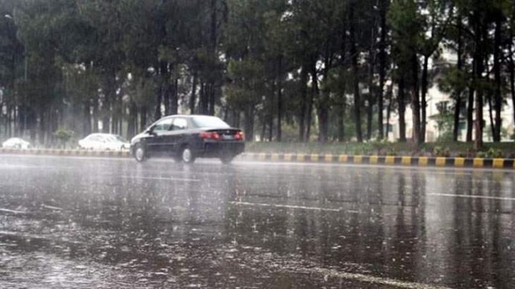PMD predicts widespread rain, issues weather advisory