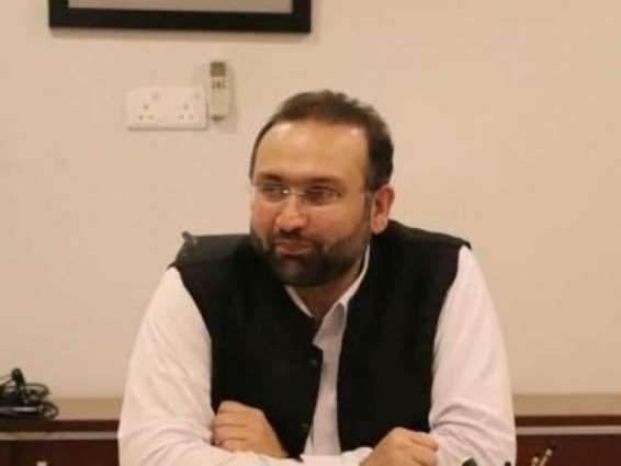 Opposition's support to protesting doctors main cause of staff shortage in hospitals: Dr Hasham Inamullah