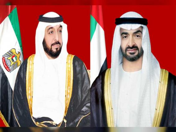 Under President's directive, Mohamed bin Zayed orders US$10m development projects in Comoros
