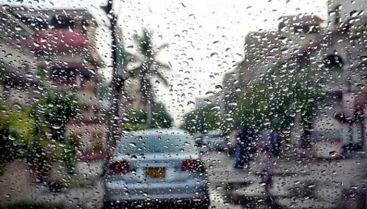 Met office predicts heavy rain falls in KP during current week