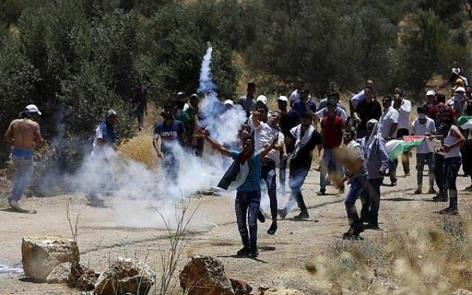 Palestinian child shot in head during West Bank clashes: Ministry