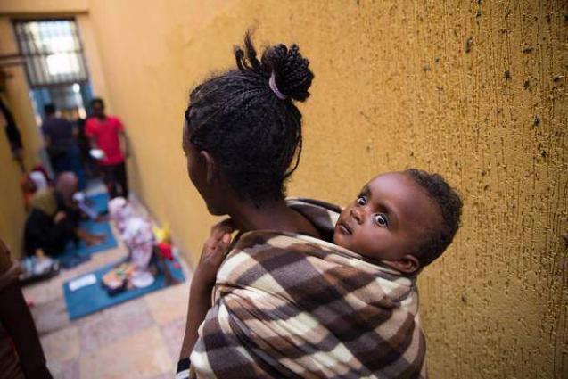 640,000 migrants present in Libya: IoM
