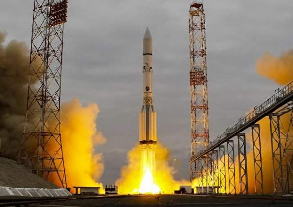 Russia's Proton-M Lifts Off Baikonur With Spektr-RG Space Observatory on Board - Roscosmos