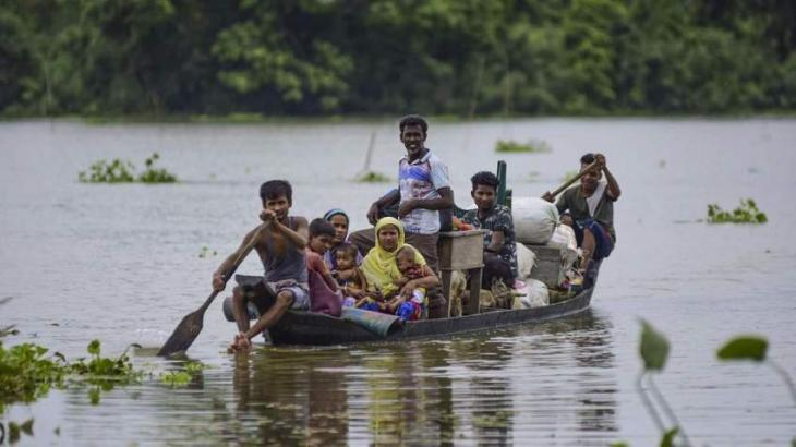 At Least 20 Dead,500,000 Affected By Floods In Bangladesh - UrduPoint