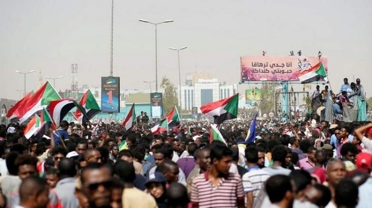 Image result for Sudan protesters, army rulers ink power sharing deal