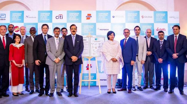 Corporate Coalition with 12 leading companies program to eliminate viral hepatitis launched