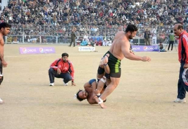 Pak Kabaddi Federation to invite Iranian, Indian teams for matches