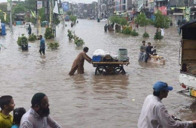 No flood threat in rivers passing through district: Sargodha Deputy Commissioner