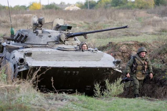 Settlement of Conflict in Eastern Ukraine Possible Only Via Contact Between Kiev, Donbas
