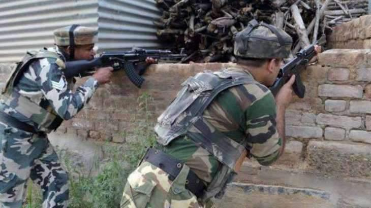 Indian troops launch search operation in IoK