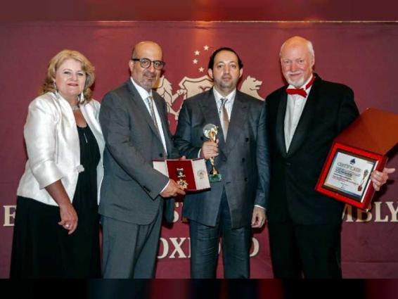 Sharjah Free Zones Bag Two Awards In Berlin, Milan - UrduPoint