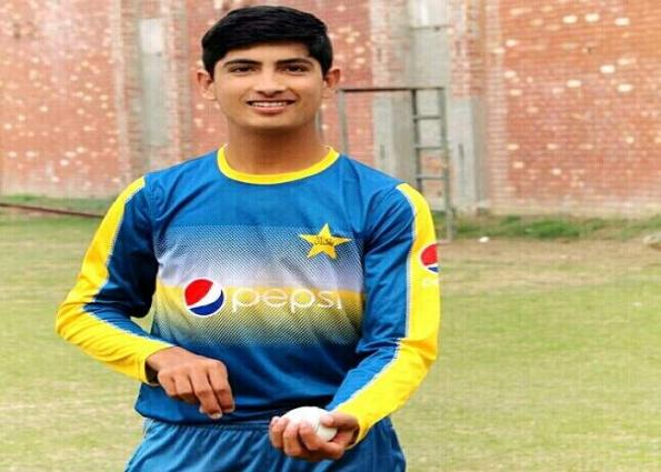 Back injury rules out Naseem Shah from PSL