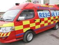 Rescue-1122 rescues 3154 emergency victims in July