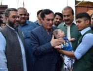 NAB chairman urges orphan children to seek knowledge