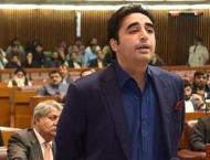 Bilawal Bhutto Zardari for exposing nefarious Indian's designs at ..