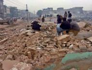 18 kanal land retrieved;39 shops demolished in Faisalabad