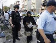 Six US police wounded in Philadelphia shooting